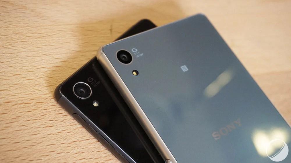 Comparatif photo : le Sony Xperia Z3+ face au Sony Xperia Z3
