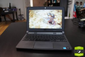Test du Dell Chromebook 11 (CRM3120) : la solidité à l'américaine