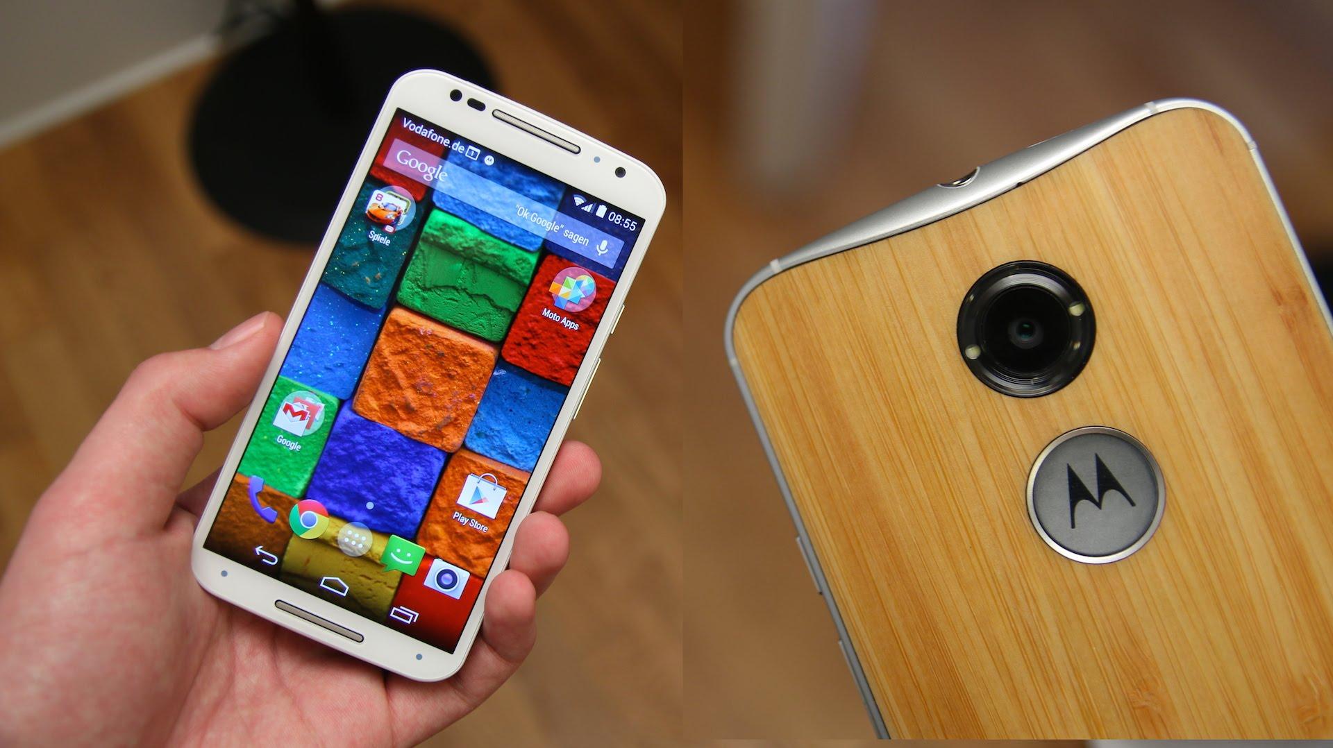 Bon plan : le Motorola Moto X de 2e génération à 170 euros