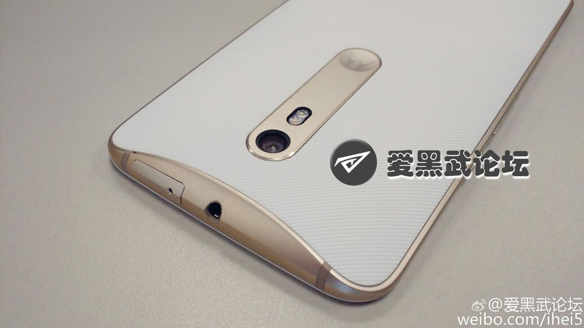 Le Motorola Moto X (2015) devrait être équipé d'une batterie plus importante