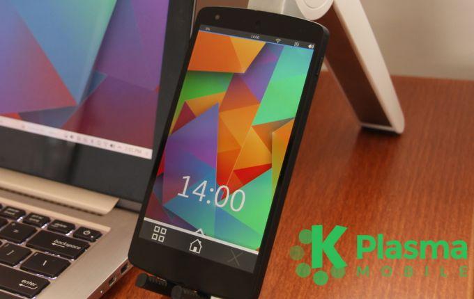 Plasma Mobile, un nouvel OS mobile basé sur Linux