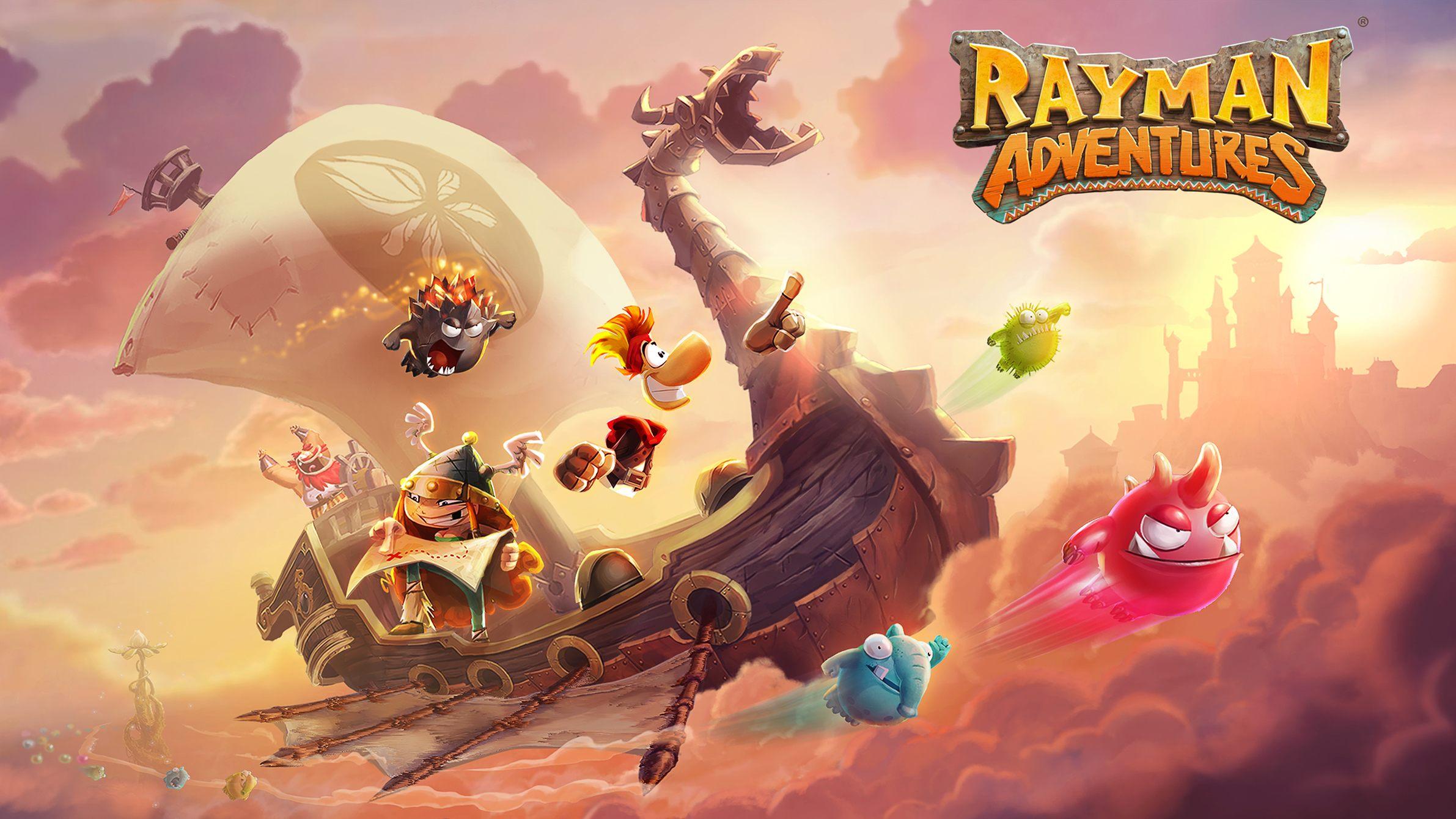 Rayman Adventures : Rayman revient sur les mobiles à l'automne prochain