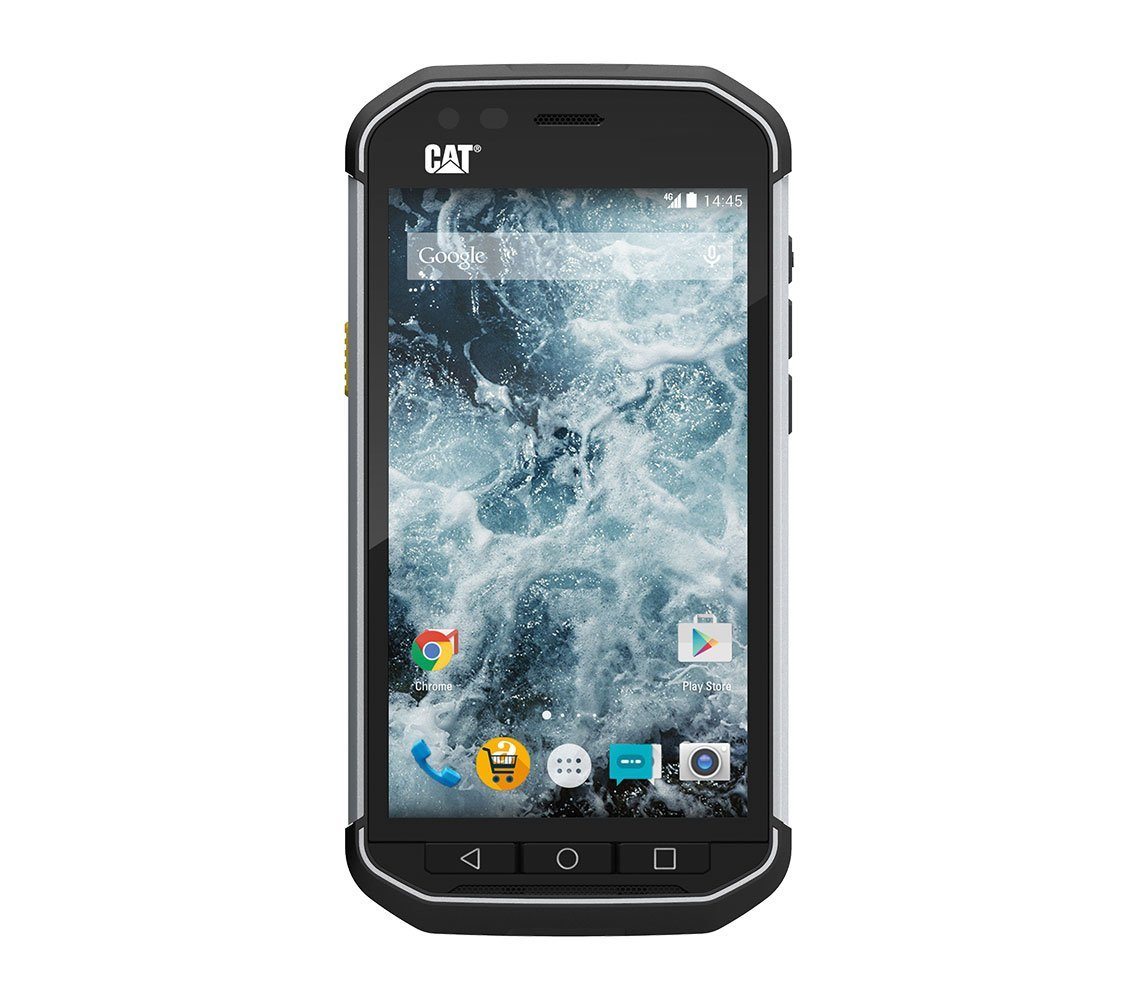 Cat S40 : un nouveau téléphone «solide» sous Android 5.1 Lollipop