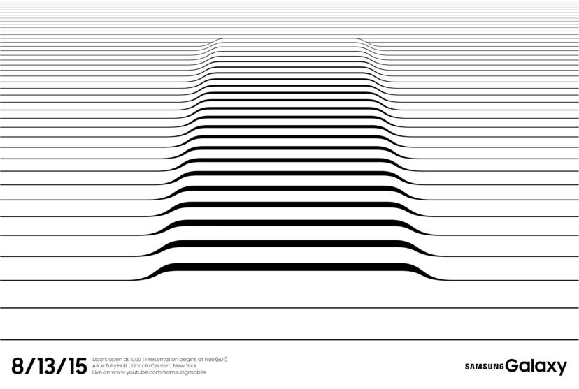 Galaxy Note 5 : Samsung confirme la tenue d'une conférence de presse le 13 août prochain