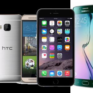Les ventes de smartphones stagnent en 2015, Samsung toujours leader