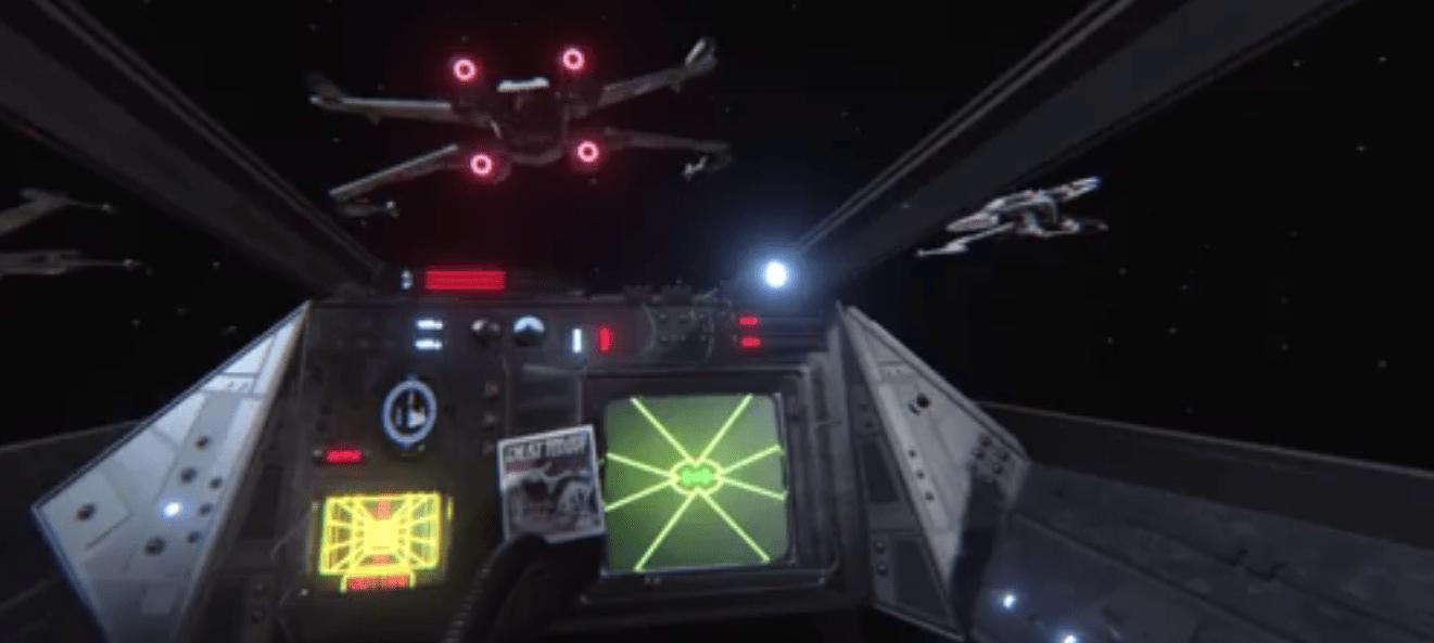 L'univers Star Wars comme si vous y étiez avec ce jeu en VR