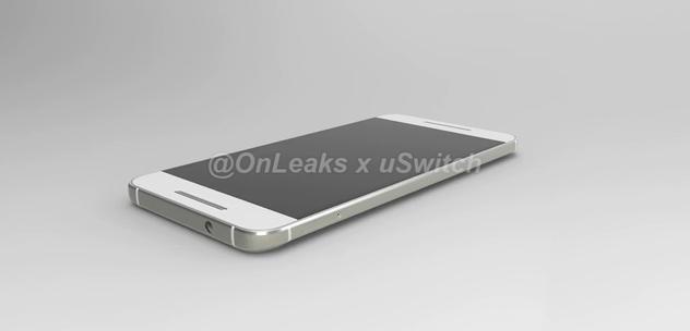 Huawei Nexus : les premiers rendus 3D en fuite