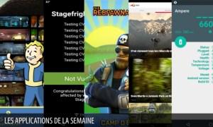 Les apps de la semaine : Fallout Shelter, Respawnables…