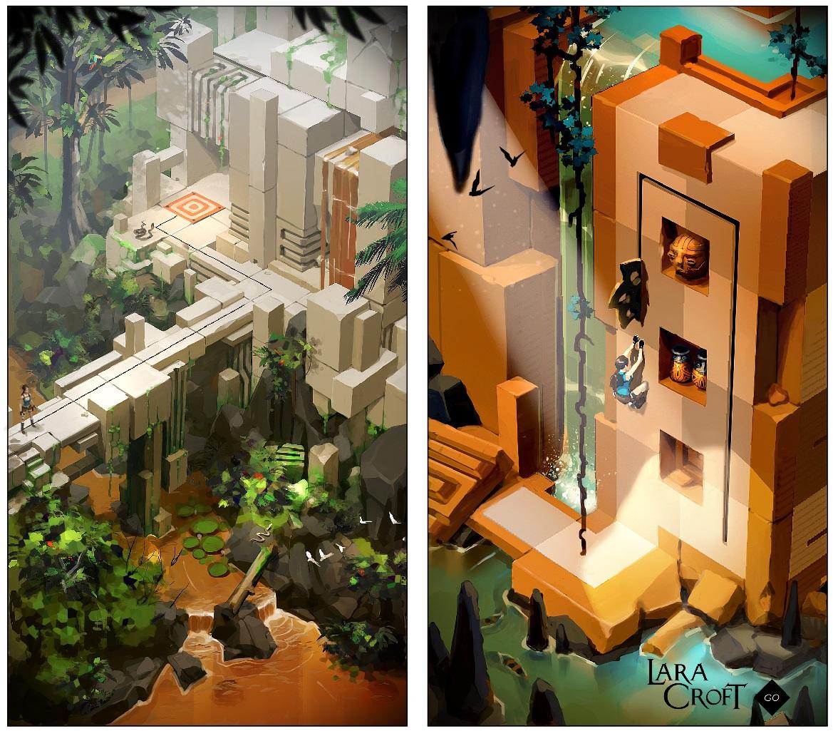Lara Croft GO a enfin une date de sortie
