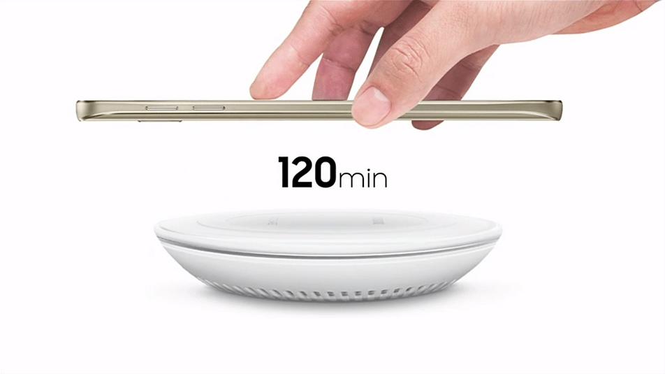 Samsung : la recharge sans fil rapide et des batteries externes Fast Charge