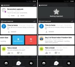 Snowball : une application pour filtrer ses notifications