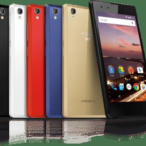 Google lance Android One en Afrique, avec l'Infinix HOT 2