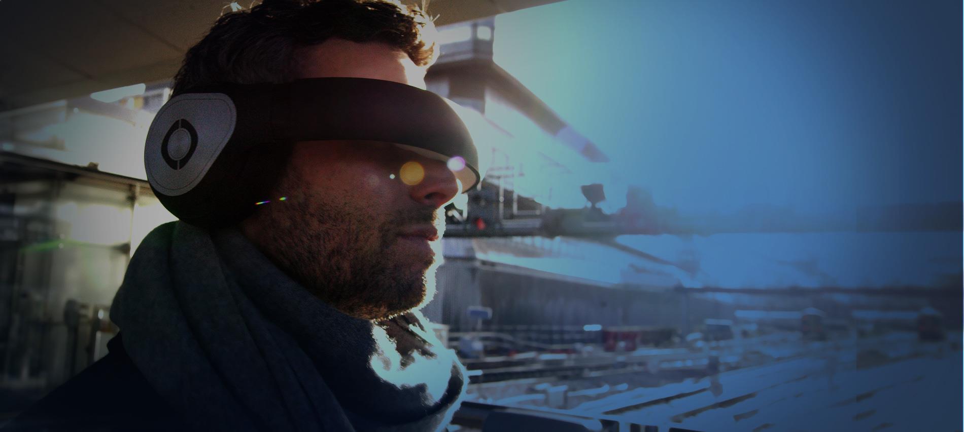 Le casque hybride Glyph de Avegant lève 24 millions de dollars pour son développement