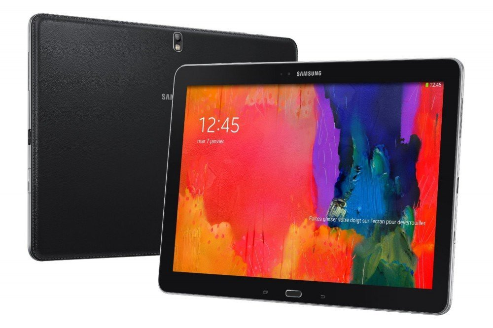 Samsung : la tablette de 18,4 pouces a maintenant une fiche technique supposée