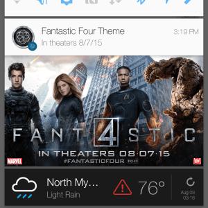 HTC se met à envoyer de la publicité via les notifications