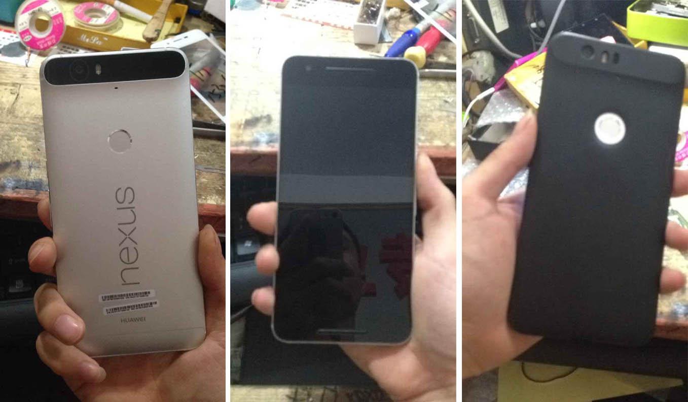 Le Nexus de Huawei devrait proposer jusqu'à 128Go d'espace de stockage