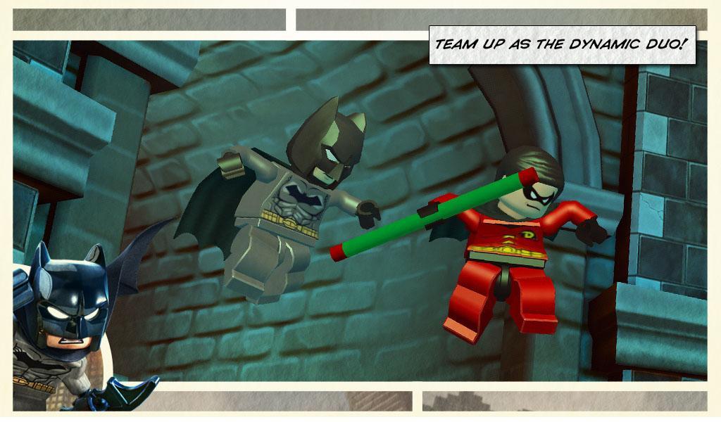 LEGO Batman: Beyond Gotham pose sa première brique sur Android