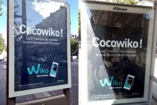 Cocowiko, la campagne de Wiko qui fait jaser