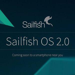 Jolla publie Sailfish OS 2.0, avec une disponibilité limitée pour le moment