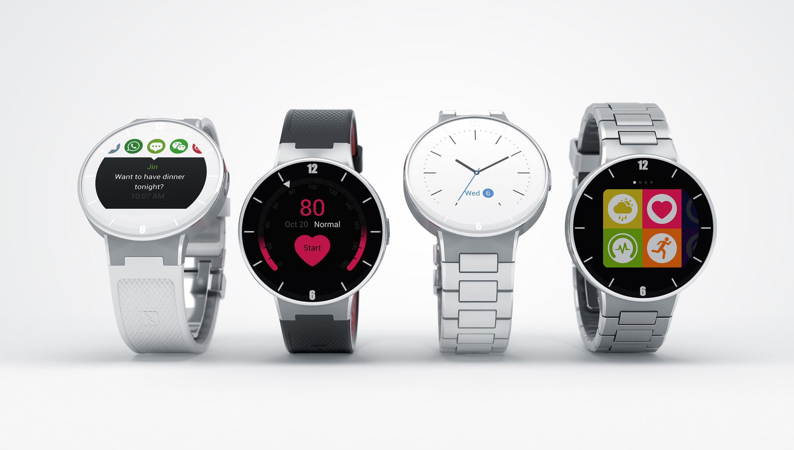 Bon plan : la montre Alcatel OneTouch Watch est en vente flash à 89,90 euros