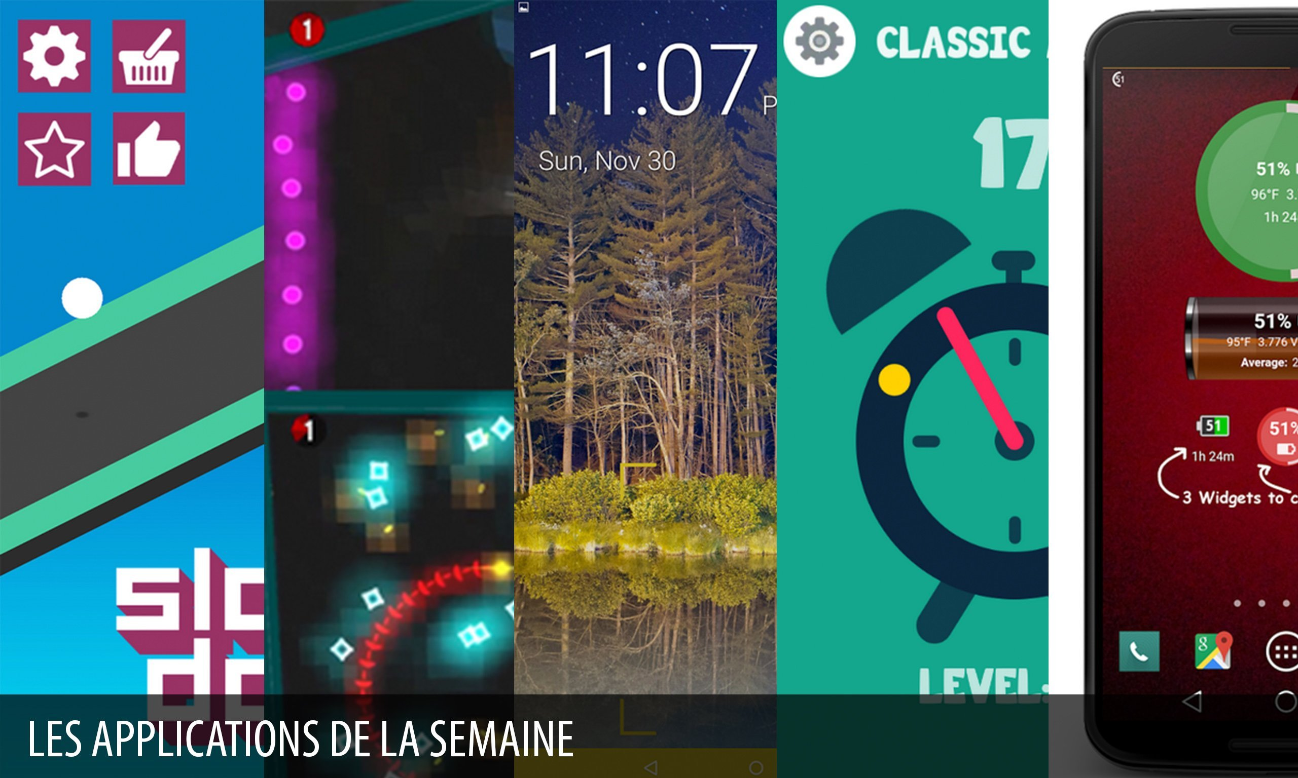 Les apps de la semaine : Raywar : Pandemonium, Pop the Clock…