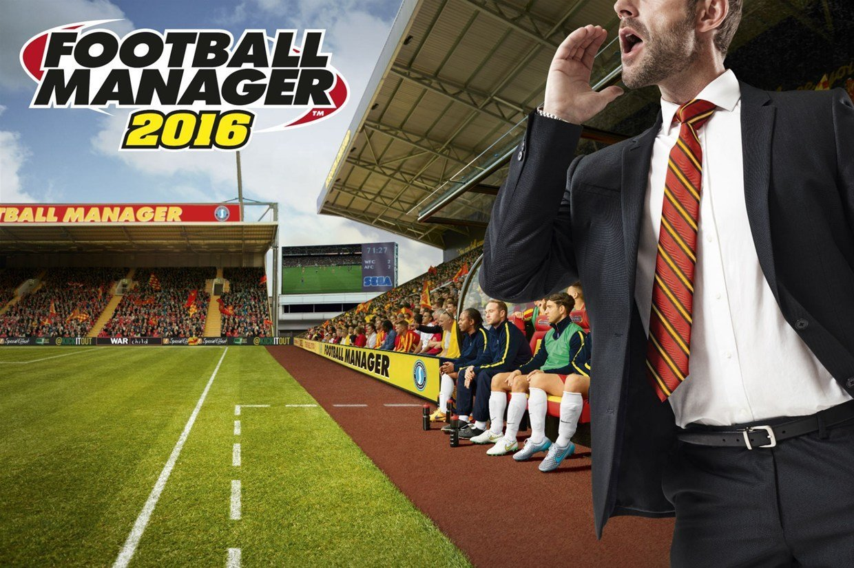 Football Manager 2016 sera disponible sur Android pour Noël