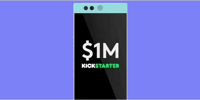 Nextbit Robin : la campagne Kickstarter du smartphone dans le cloud dépasse le million