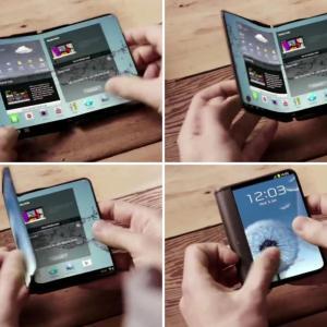 Project Valley : le smartphone à écran pliable de Samsung se précise