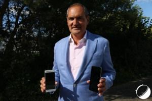 Prise en main du Gigaset Me Pro, un concentré de technologie sobre et efficace