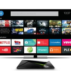 Android Shield TV disponible en Europe avec Grid, ou plutôt GeForce Now