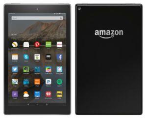 Amazon préparerait des Kindle Fire de 10 pouces et 12 pouces