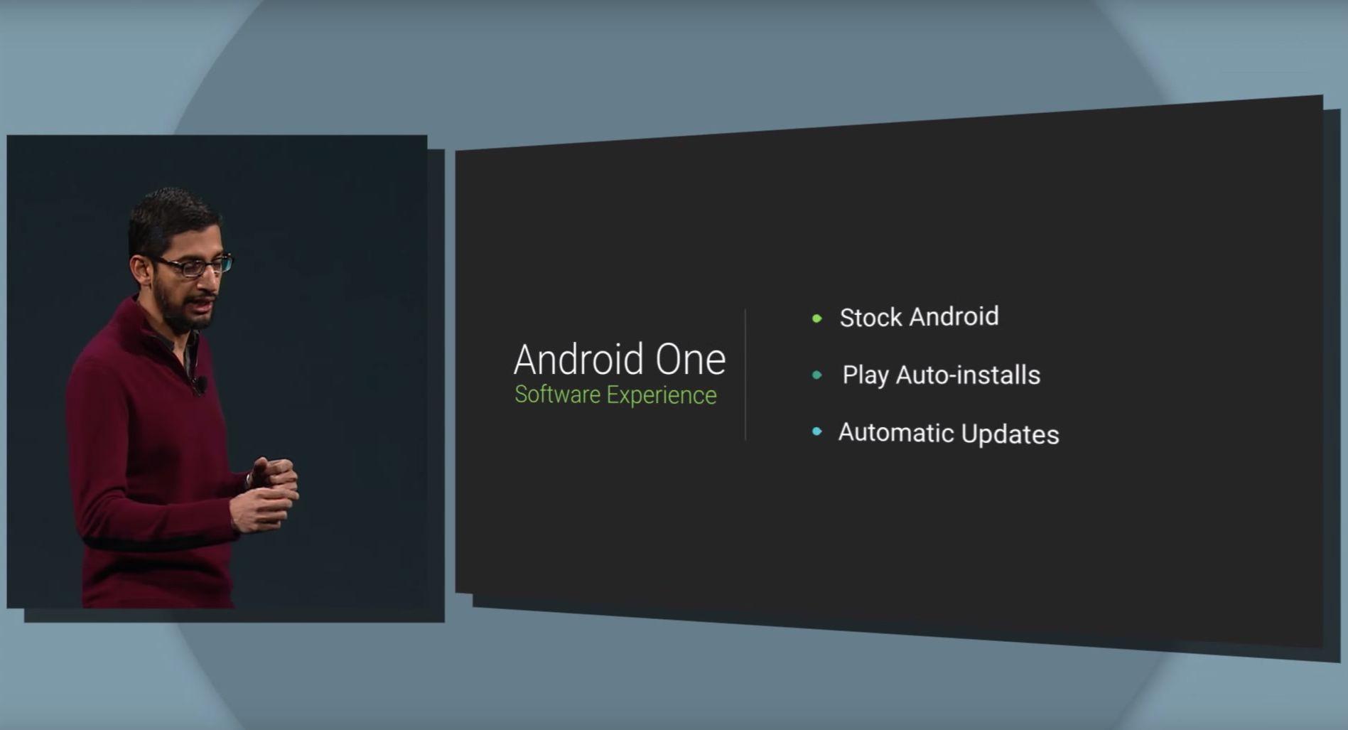 Les smartphones Android One pourraient arriver aux Etats-Unis