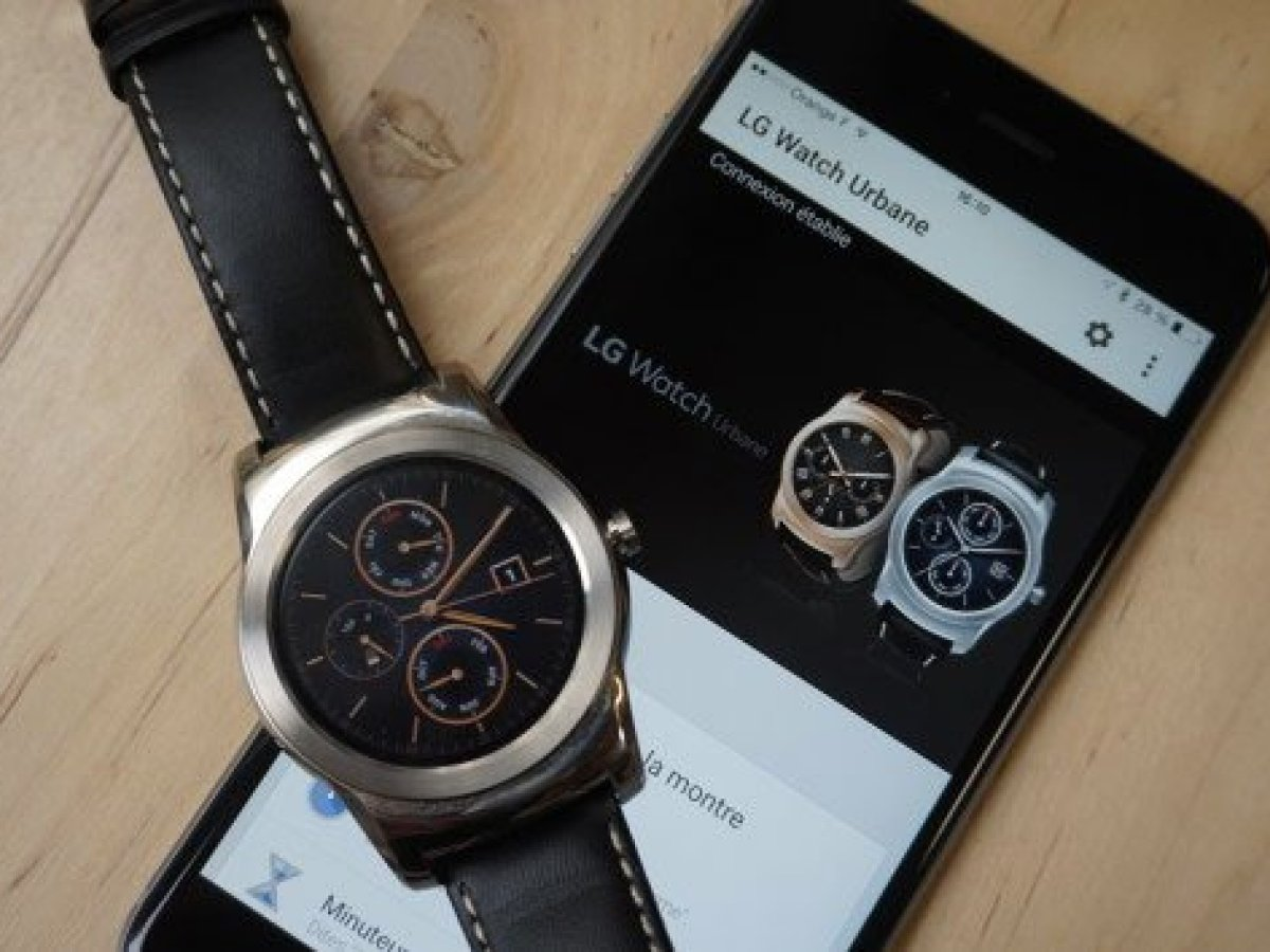 Tuto : Comment coupler une montre Android Wear à un iPhone ?