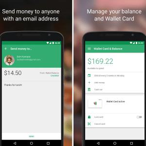 Google Wallet se met à jour pour mieux s'adapter à Android Pay