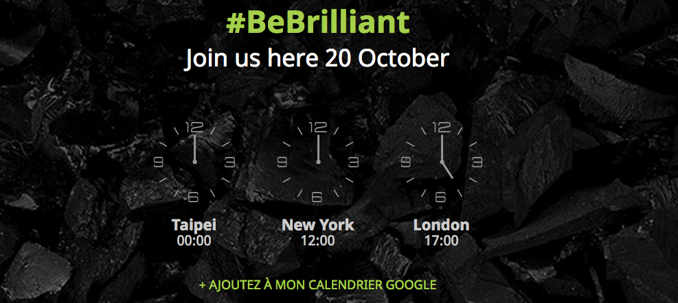 HTC annonce un évènement #BeBrilliant le mois prochain
