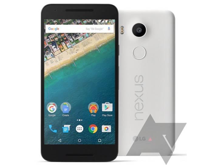 Voici le Google Nexus 5X