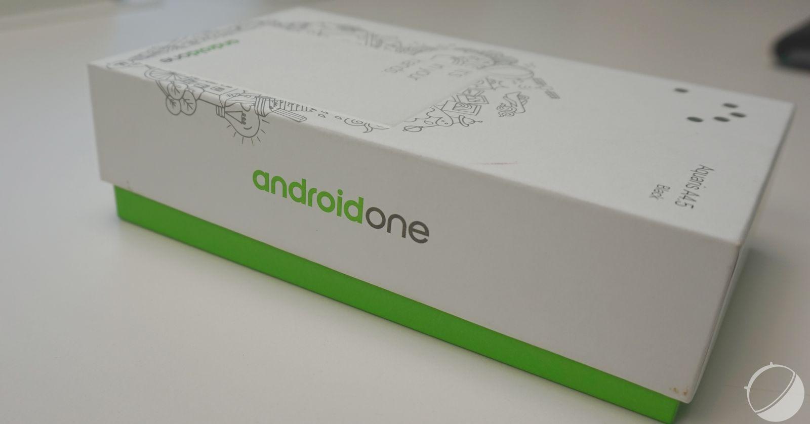 Google n'abandonne pas Android One et compte lancer de nouveaux smartphones