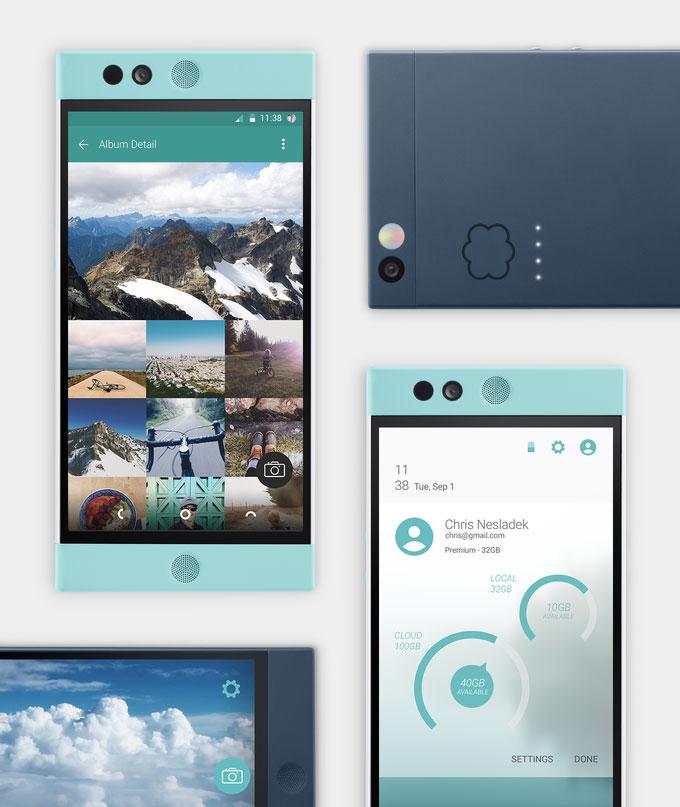 Nextbit présente son Robin, un smartphone tourné vers le cloud