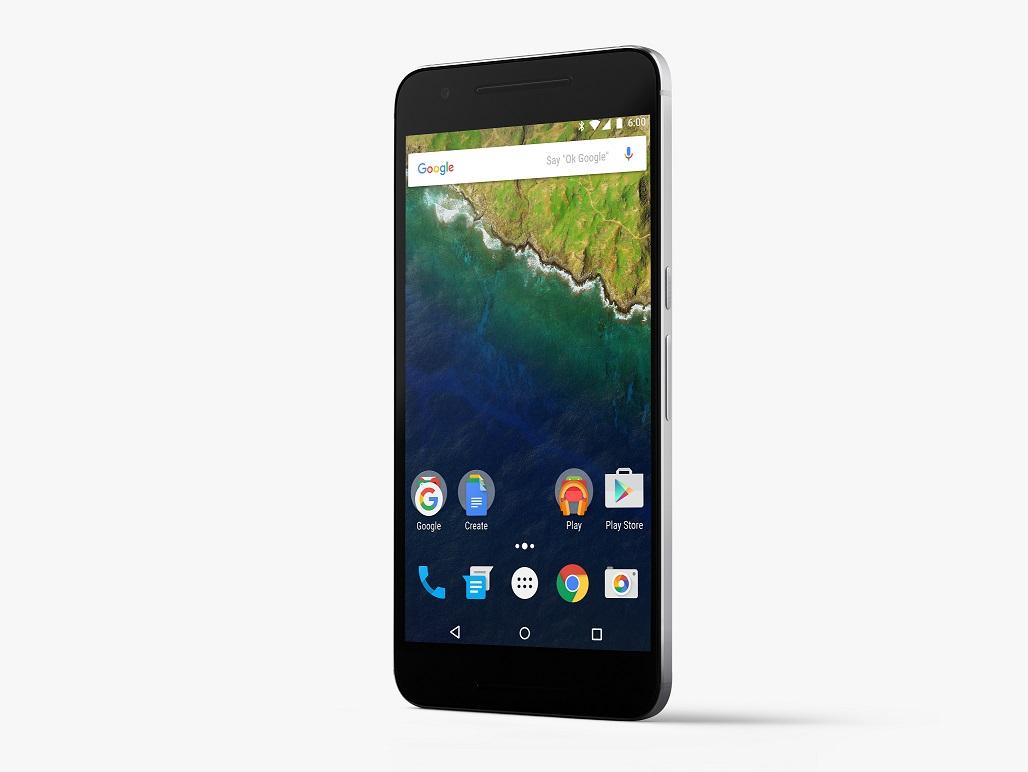 Le Nexus6P est officiel : écran de 5,7 pouces, capteur d'empreintes et batterie de 3450mAh