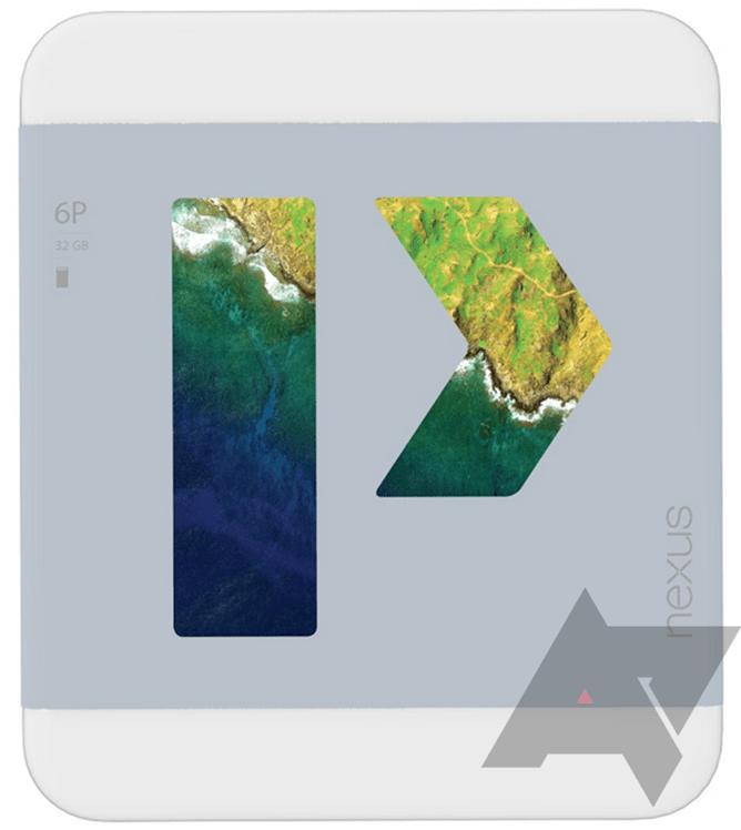 Nexus 5X et Nexus 6P : les boites viennent confirmer leurs noms