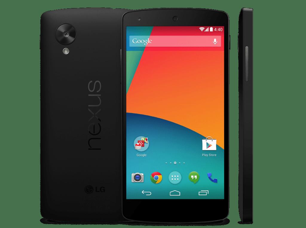 Le Google Nexus 5 n'aura pas le droit à Android 7.0 Nougat