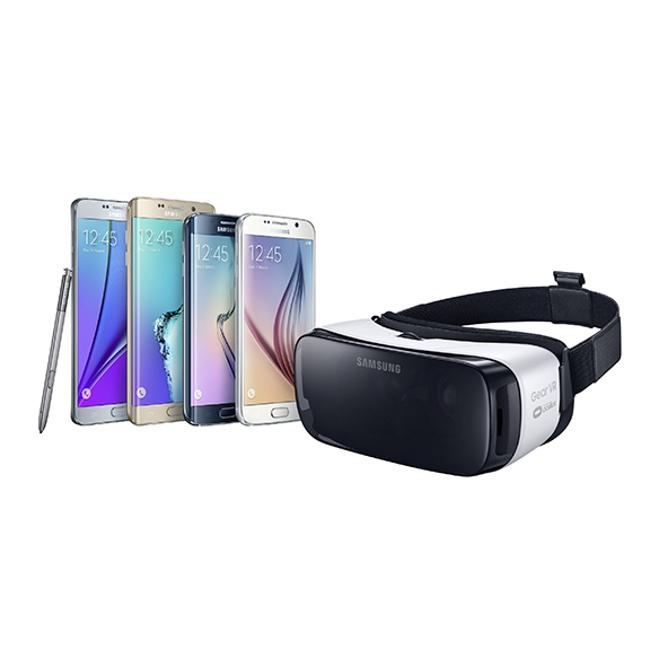 Samsung présente un nouveau Gear VR vendu deux fois moins cher que le précédent