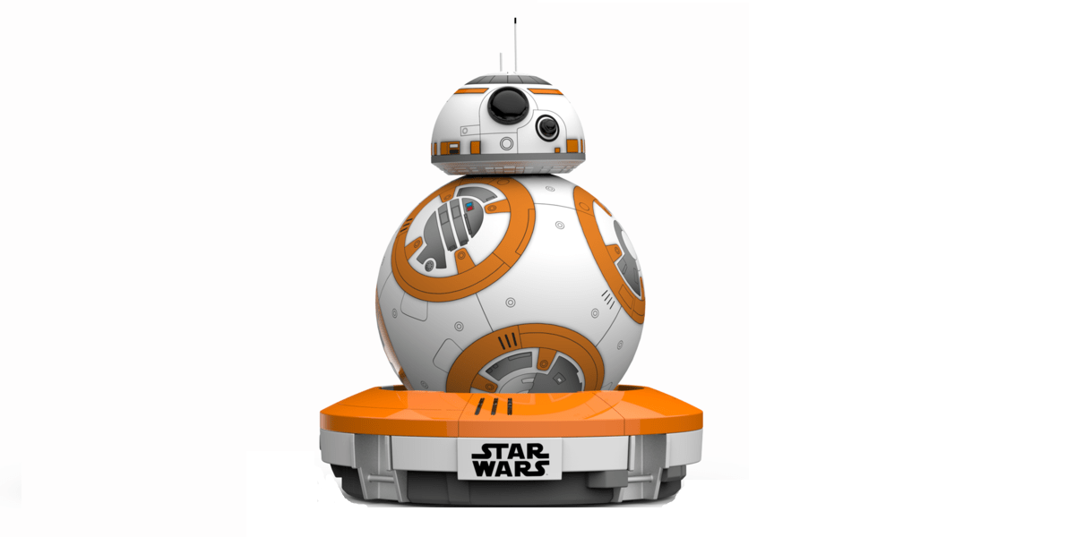 Bon plan : Pour la journée May the 4th, le Sphero BB-8 est en promotion