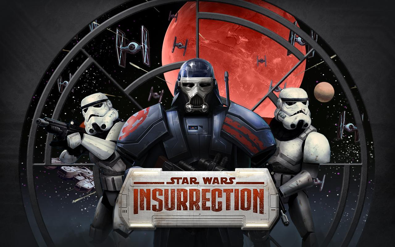 Star Wars Insurrection, un hack and slash sur mobile est maintenant disponible sur Android