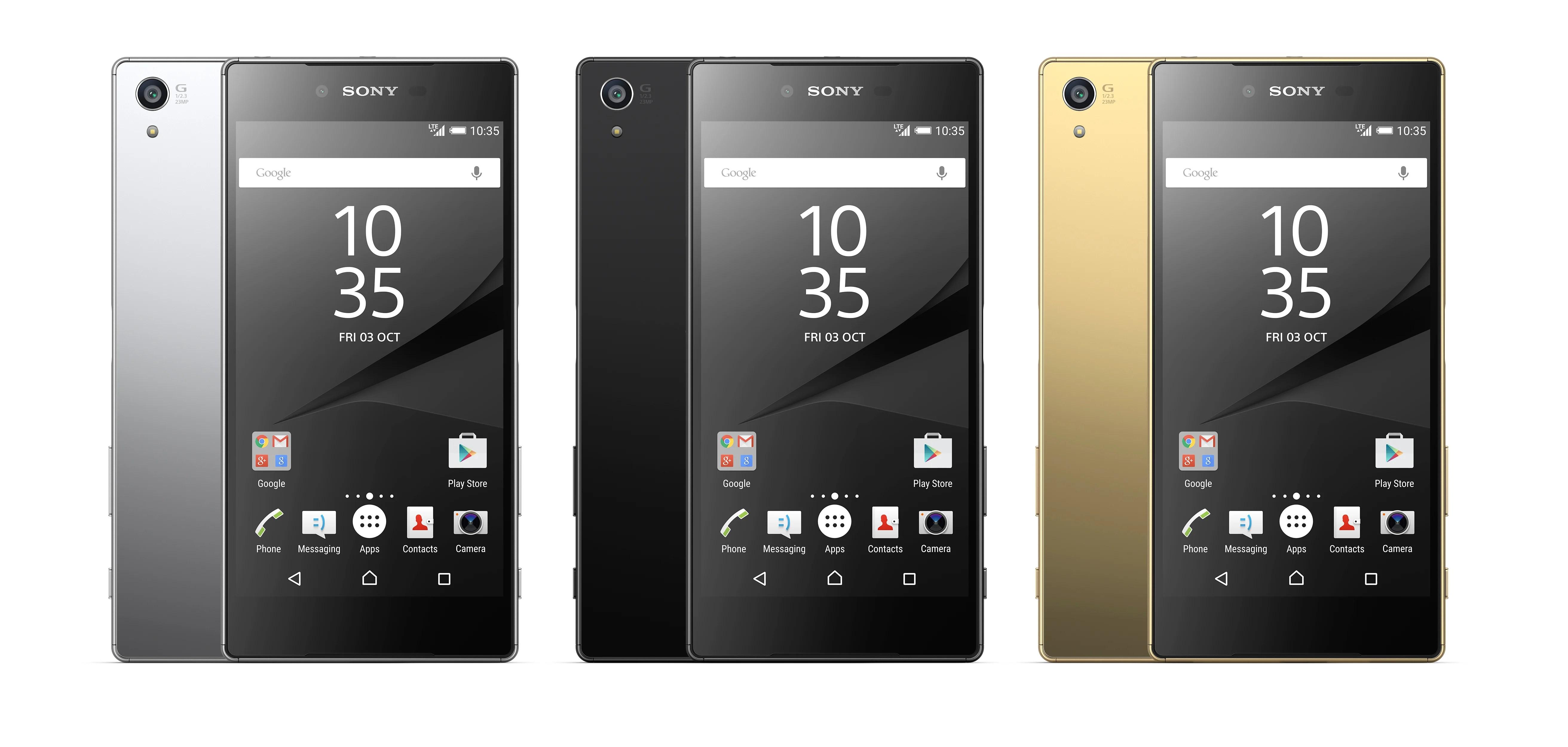 Le Sony Xperia Z5 Premium est désormais disponible en France