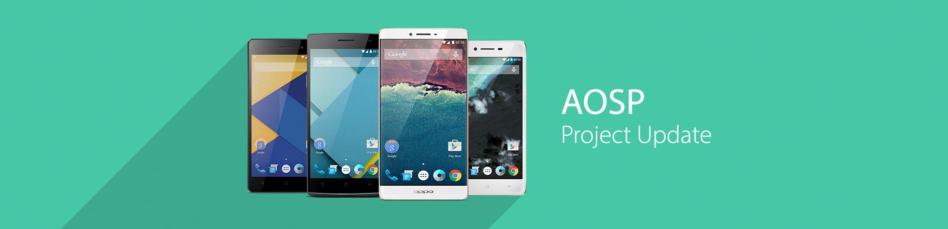 Oppo sortira bientôt une ROM officielle sous Android Stock pour certains de ses téléphones