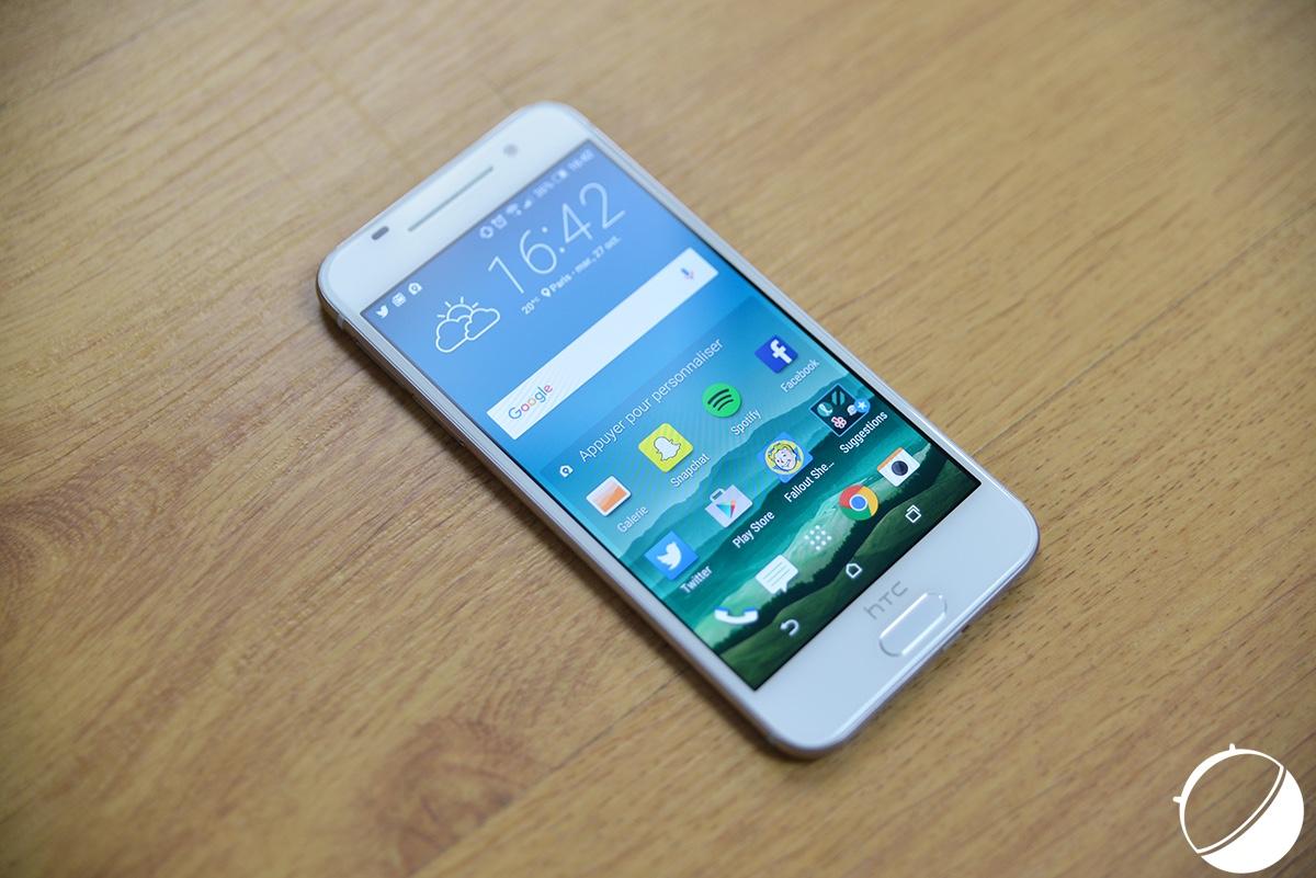 Android 6.0.1 Marshmallow prêt à arriver sur les HTC One M9 et One A9