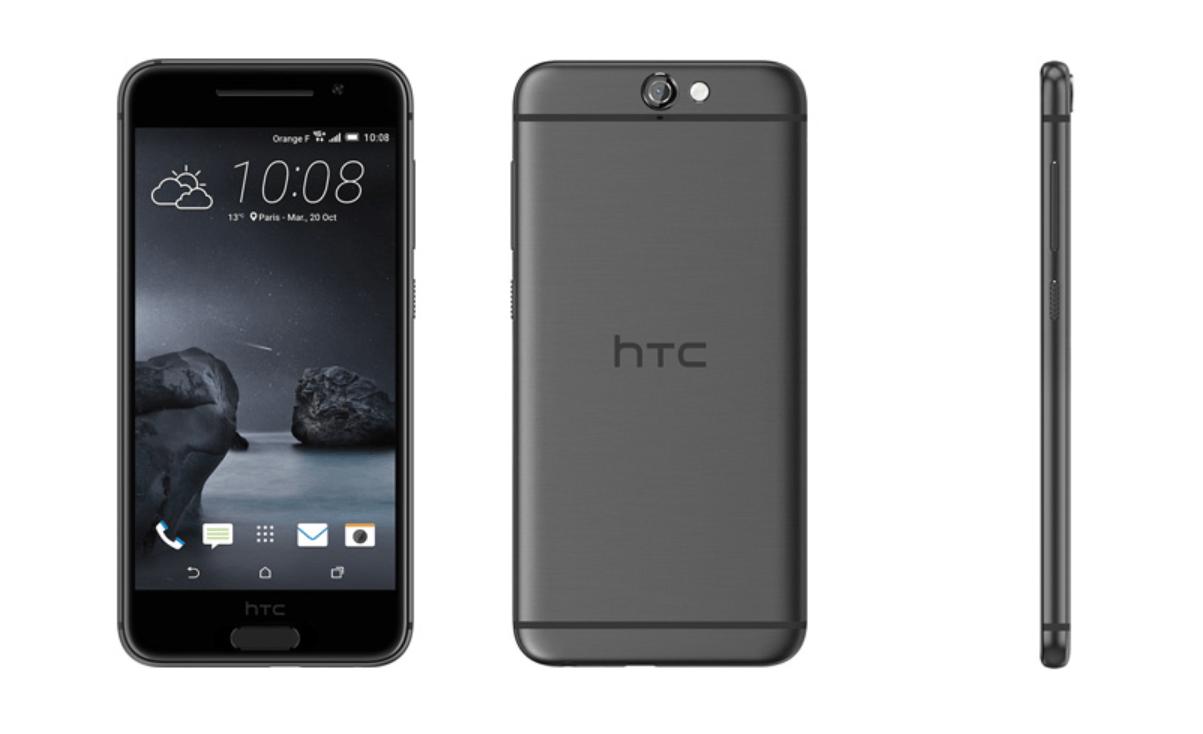 HTC One A9 : ses caractéristiques et son prix, à quelques jours de l'annonce officielle