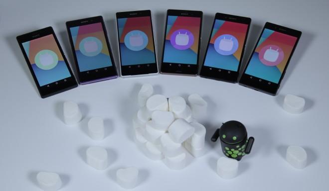 Android Marshmallow : Sony publie les binaires pour une quinzaine de terminaux mobiles