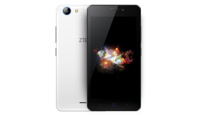 ZTE Mighty 3C : un appareil d'entrée de gamme à 79 dollars